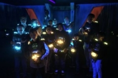 BITA team building : Laser Game